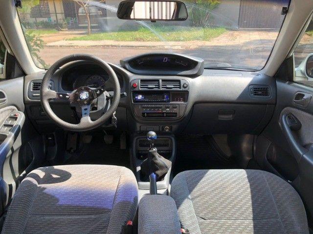 Honda Civic EX 1999 Swap R18 - Foto 9
