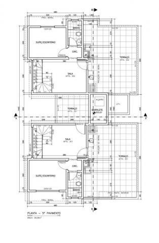 Apartamento à venda com 3 dormitórios em Santa rosa, Belo horizonte cod:ATC4277 - Foto 6
