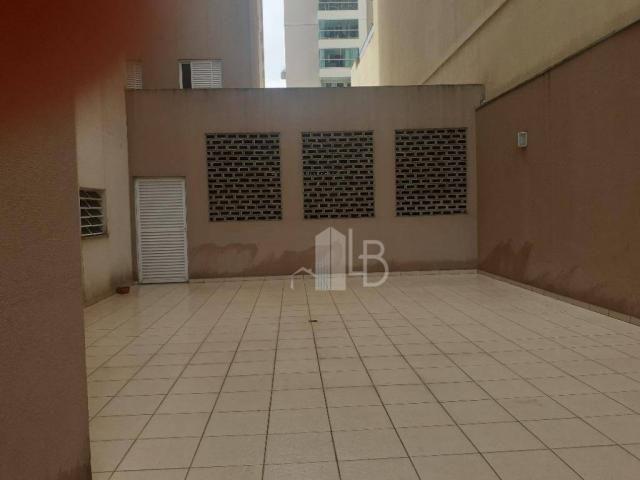 Apartamento com 3 quartos para alugar, 90 m² por R$ 2.200/mês - Centro - Uberlândia/MG - Foto 5