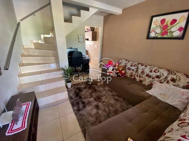 Casa à venda com 2 dormitórios em Boa vista, Ponta grossa cod:3645 - Foto 2