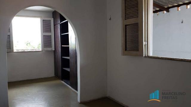Cobertura com 3 dormitórios para alugar, 180 m² por R$ 709,00/mês - Dionisio Torres - Fort - Foto 11