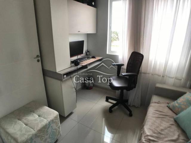 Apartamento à venda com 3 dormitórios em Oficinas, Ponta grossa cod:3633 - Foto 12
