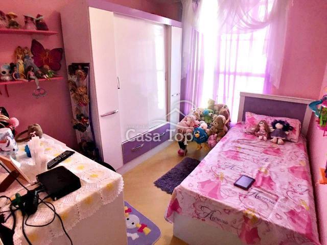 Apartamento à venda com 3 dormitórios em Jardim carvalho, Ponta grossa cod:2295 - Foto 6