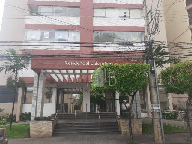 Apartamento com 3 quartos para alugar, 90 m² por R$ 2.200/mês - Centro - Uberlândia/MG