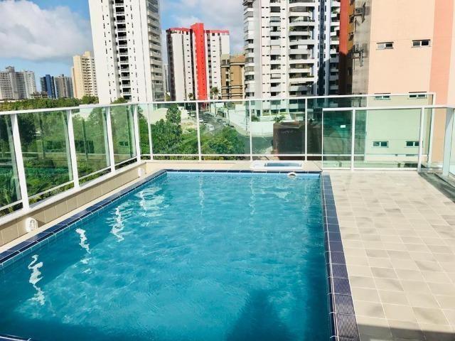 Apartamento com 1 dormitório para alugar por R$ 1.500,00/mês - Jardim Renascença - São Luí - Foto 2