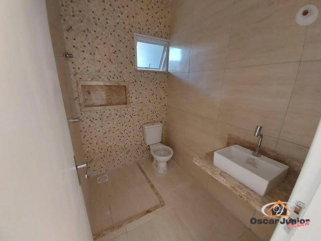 Casa com 3 dormitórios à venda por R$ 290.000,00 - Tamatanduba - Eusébio/CE - Foto 12