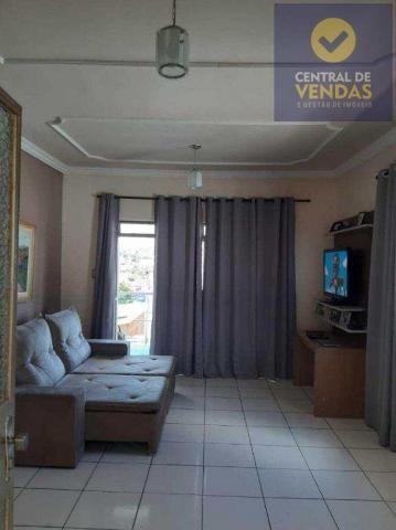 Casa à venda com 4 dormitórios em Santa mônica, Belo horizonte cod:90 - Foto 8