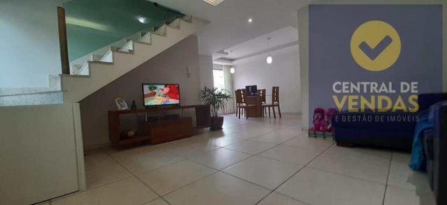 Casa à venda com 4 dormitórios em Santa mônica, Belo horizonte cod:159