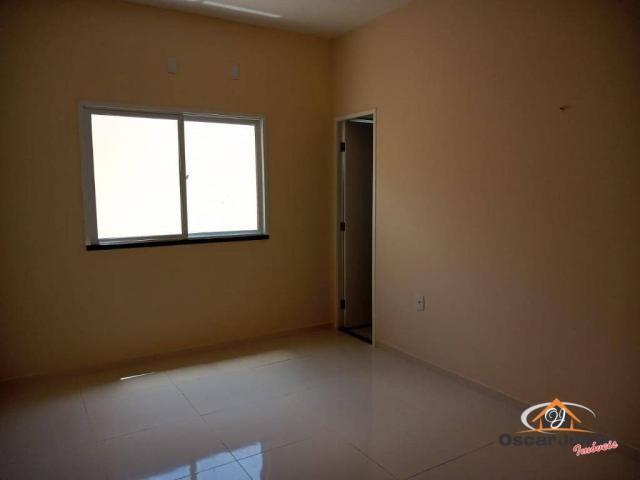 Casa com 3 dormitórios à venda, 98 m² por R$ 295.000,00 - Centro - Eusébio/CE - Foto 6