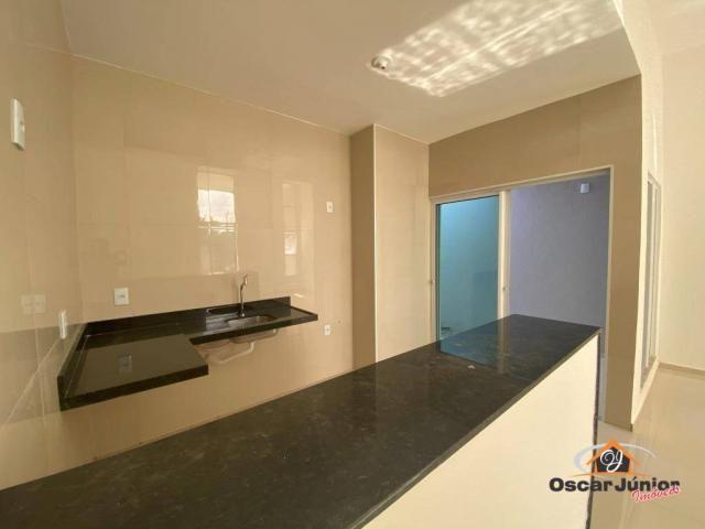 Casa com 3 dormitórios à venda, 90 m² por R$ 270.000 - Centro - Eusébio/CE - Foto 19