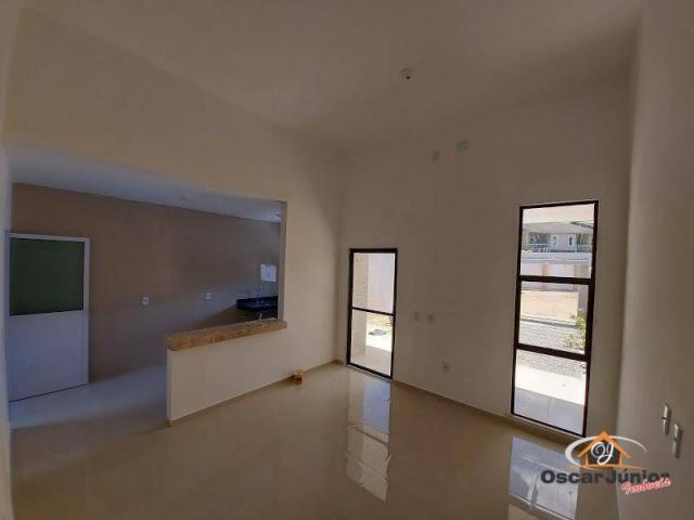 Casa com 3 dormitórios à venda por R$ 290.000,00 - Tamatanduba - Eusébio/CE - Foto 6