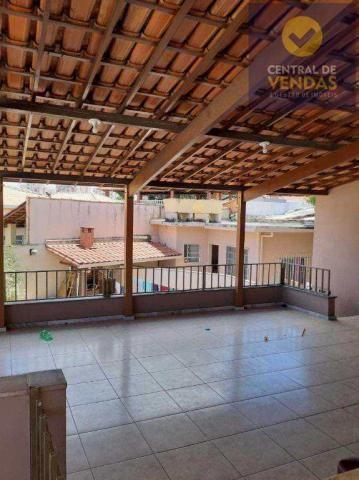 Casa à venda com 4 dormitórios em Santa mônica, Belo horizonte cod:90 - Foto 6