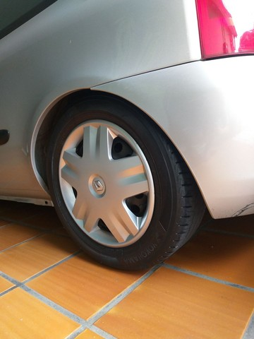Clio 2011 Legalizado Baixo - Foto 14