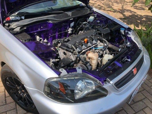 Honda Civic EX 1999 Swap R18 - Foto 15
