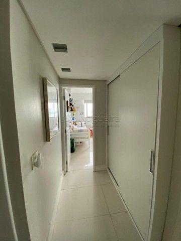 Hh1319  Setubal, apto 174m, 4 quartos, 3 suites,  3 vagas, 16´andar, $7300 tudo incluso - Foto 12