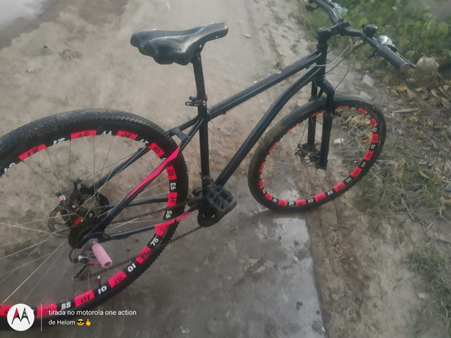 Bike aro 29. TROCO EM IPHONE! ! - Foto 5