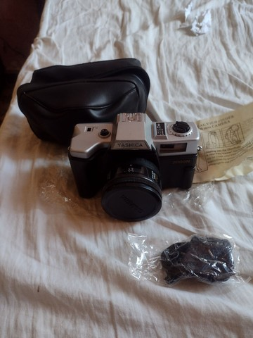 Máquina fotográfica Yashica  - Foto 3