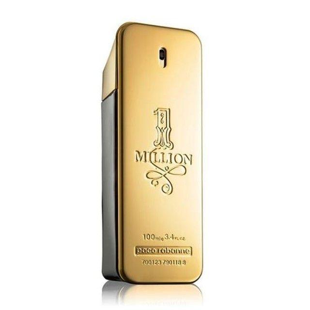 Perfume Paco Rabanne 1 Million Masculino 100ML - Foto 2
