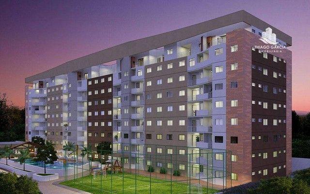 Apartamento à venda, 73 m² por R$ 183.000,00 - Acqua Blu Residence Club - Teresina/PI - Foto 2
