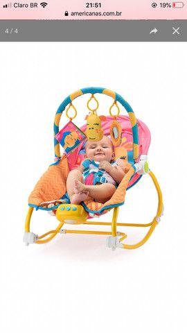 Cadeirinha infantil multikids - Foto 5
