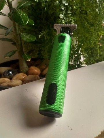 Máquina elétrica usb profissional para corte de Barba/Cabelo/Bigode - Foto 6