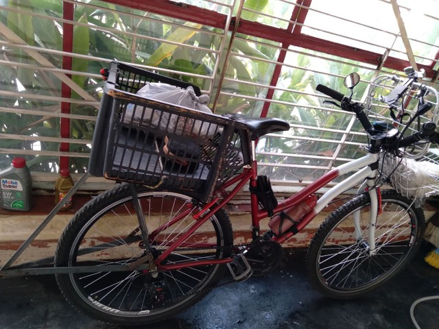 Bicicleta  para trabalho e lazer - Foto 5