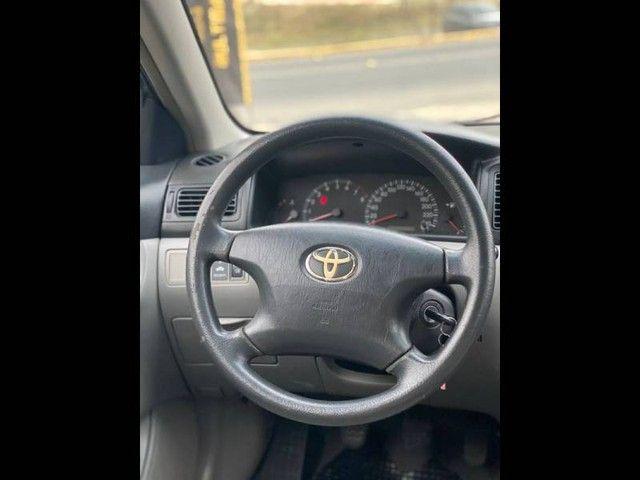 Toyota Corolla XLi 1.8 16V - Foto 8