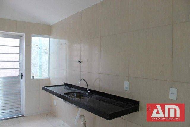 Casa com 2 dormitórios à venda, 56 m² por R$ 170.000,00 - Novo Gravatá - Gravatá/PE - Foto 10