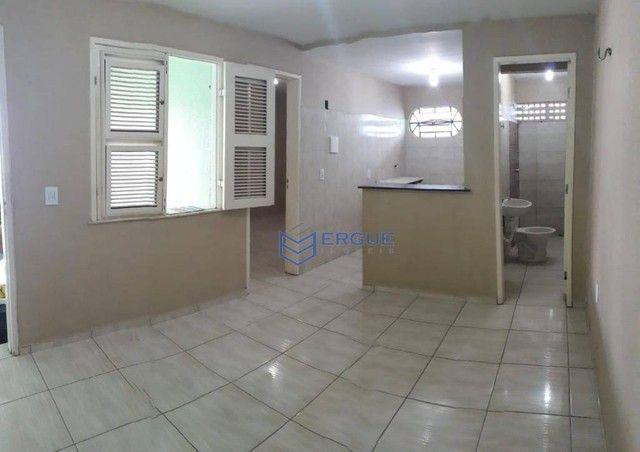 Casa com 1 dormitório para alugar por R$ 600,00/mês - Conjunto Ceará - Fortaleza/CE - Foto 6