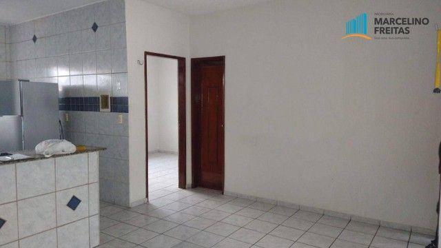 Apartamento com 2 dormitórios para alugar, 40 m² por R$ 709,00/mês - Icaraí - Caucaia/CE - Foto 7