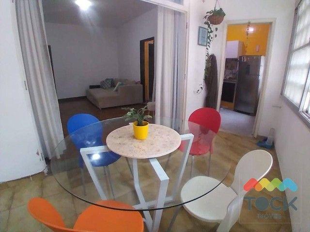 Alugo apartamento com três quartos, sendo um suíte, 150 m² - Barra - Salvador/BA - Foto 5