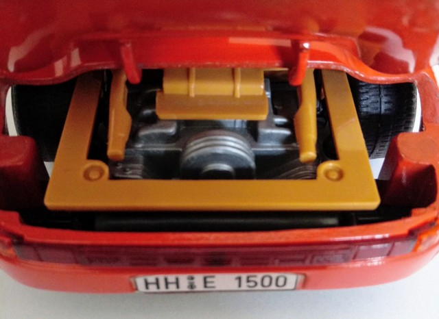 Porsche 959B - Revell 1/24 - Foto 4
