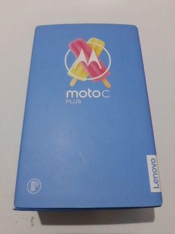 Motorola Moto C Plus 8Gb Dourado (Usado) - Foto 4