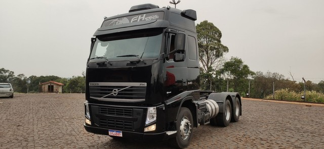 Volvo FH540 Globletrotter 6x4 2013/2014 - Foto 3