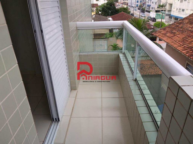 Apartamento com 2 dorms, Aviação, Praia Grande - R$ 280 mil, Cod: 461 - Foto 17