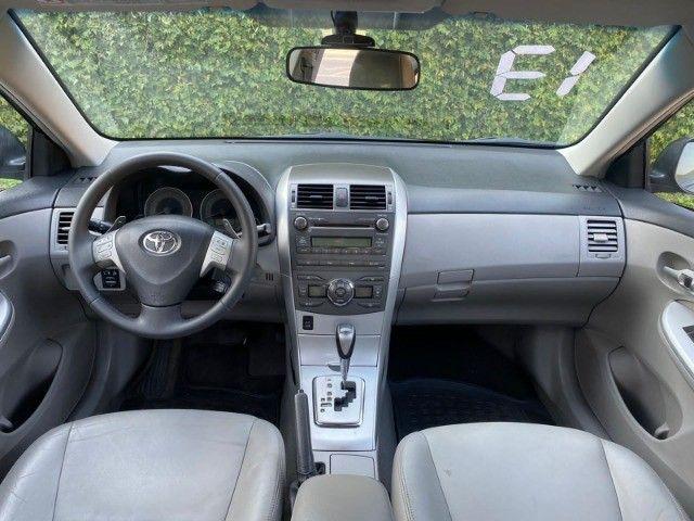 Toyota Corolla 2.0 XEI 2013 - Bancos de Couro - Automático - 86.000KM  - Foto 11