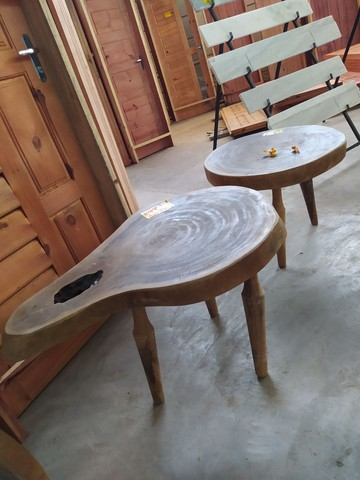 Mesa de centro rústica  - Foto 5