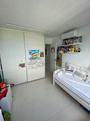 Hh1319  Setubal, apto 174m, 4 quartos, 3 suites,  3 vagas, 16´andar, $7300 tudo incluso - Foto 9