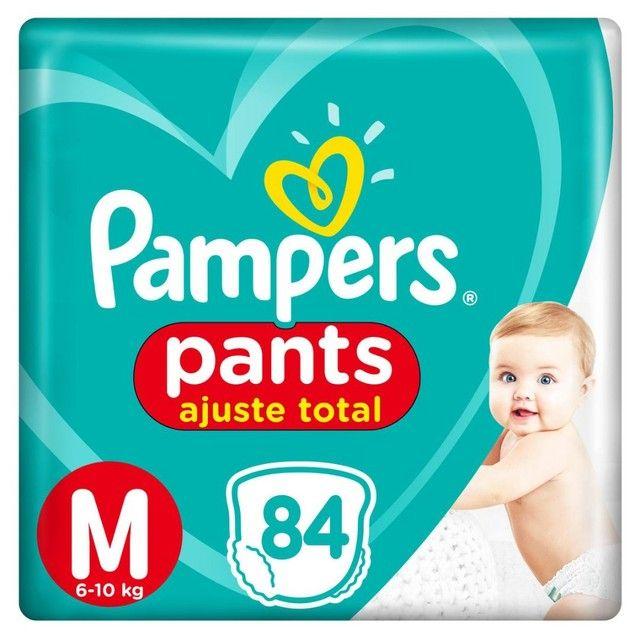 Pampers pants Tam M