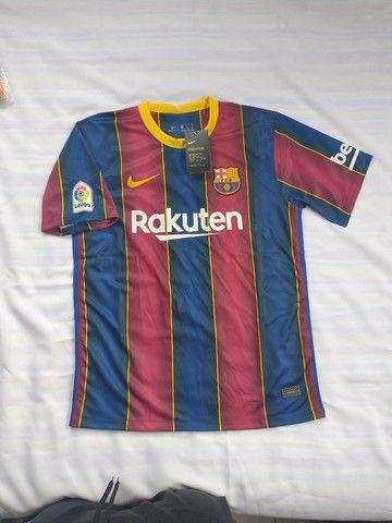 Camisa Barcelona titular  - Foto 4