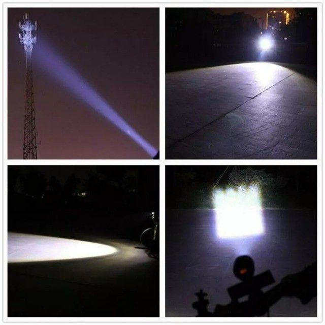 lanterna para ciclismo profissional a prova d'água - Foto 3