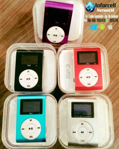 MP3 play Varias Cores