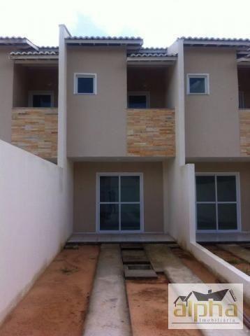 Casa Duplex 2 suítes - Maracanaú - Documentação Grátis - Pronta Para Morar