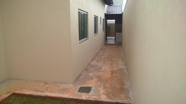 Casa 3/4 com suite, pirineus , veneza, vale do sol e flor do cerrado, entrada parcelada - Foto 14