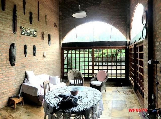 Casa duplex com 4 quartos, gabinete, 5 vagas, 1.200m² terreno, próx Edilson Brasil Soares - Foto 5