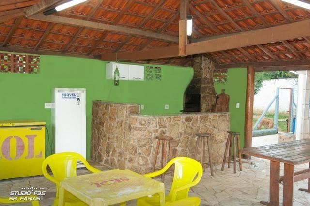 Chácara 2500m2/Piscina Aquec/Sauna/Ofurô/Estuda Oferta e Troca p/Imóvel Franca/Escriturada - Foto 12