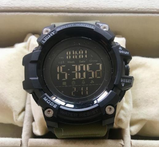 d73cfed7ec0 Relógio Digital Novo Skmei Original (Aceito Cartão) - Bijouterias ...