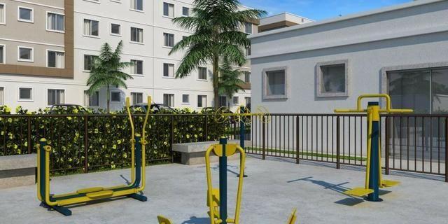 2 Quartos Fraga Maia Condomínio fechado ,Entrada Super Parcelada - Foto 4