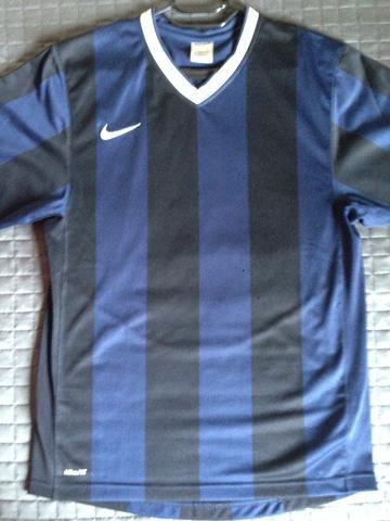low priced e7c8d bd76f Camisa Nike Dri-Fit Fifa Soccer 2010 EA Sports PES R10 Tiempo SS Ronaldinho  Gaucho