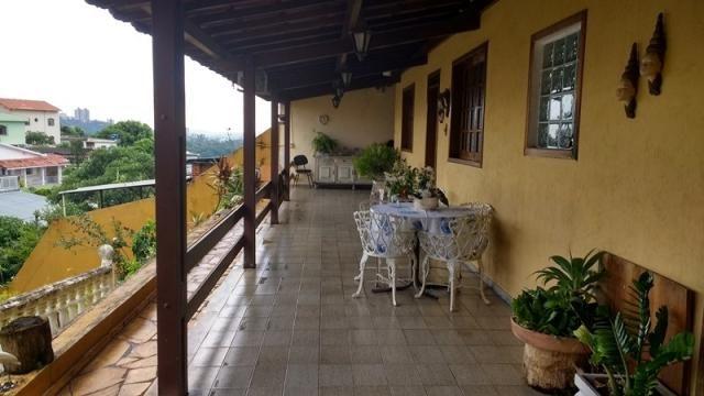 Casa à venda com 4 dormitórios em Caiçaras, Belo horizonte cod:2448 - Foto 2